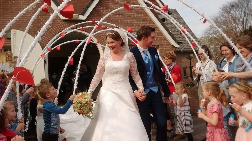 Iets Nieuws Bruiloft juf Beelen | CNS &EG91