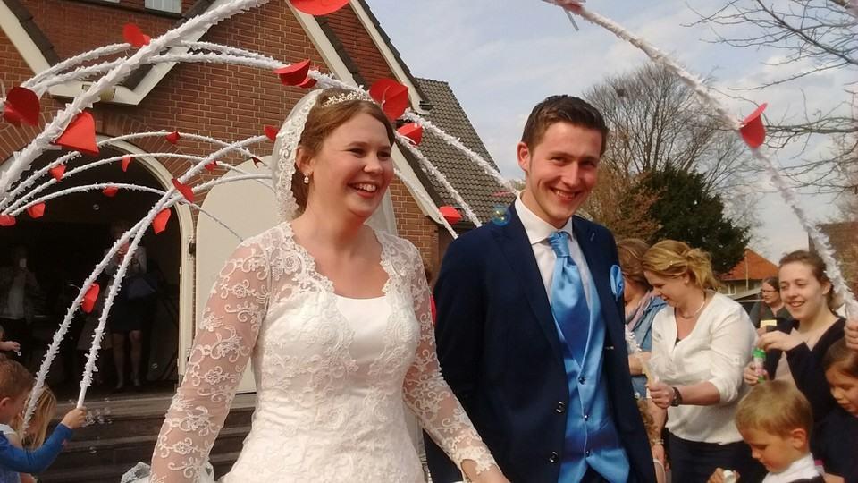 Geliefde Bruiloft juf Beelen | CNS #TQ89