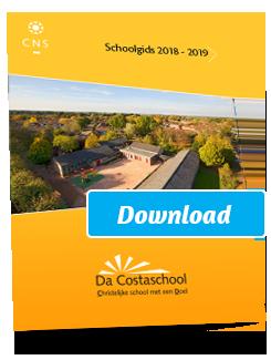 Da Costaschool Nunspeet Schoolgids 2018-2019