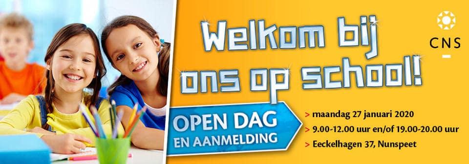 Open Dag - DaCosta School Nunspeet